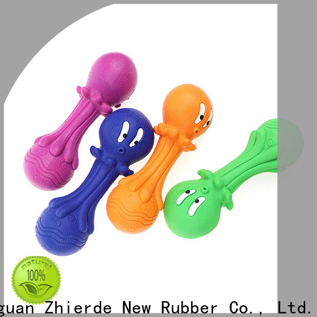 Zhierde high quality dog chew toys wholesale for playing
