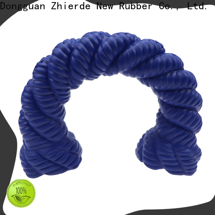 Zhierde new rubber squeaky dog toys manufacturers for playing