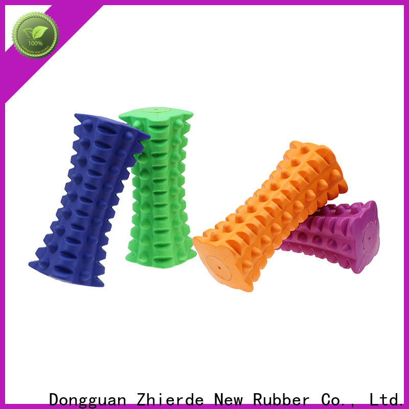 Zhierde long lasting indestructible squeaky dog toys suppliers for exercise
