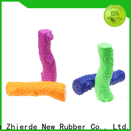 Zhierde high quality unbreakable dog toys factory for teething