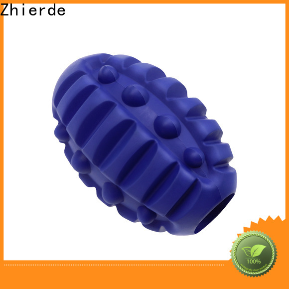 Zhierde dog food dispensing toy with good price for pet