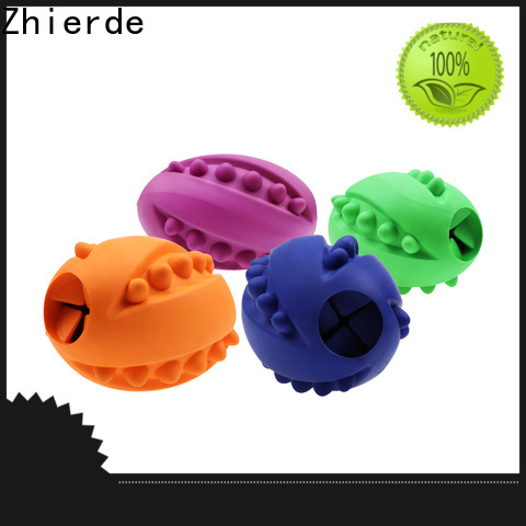 new dog food dispenser toy wholesale for training