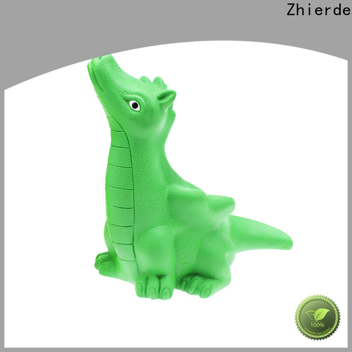 Zhierde indestructible rubber dog toys supply for teething