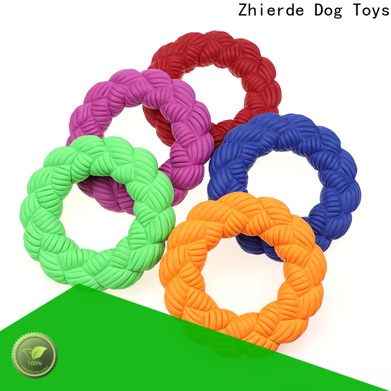 Zhierde funny dog toys squeaky supply for chewing