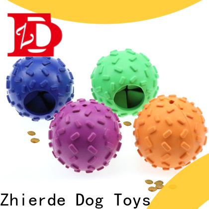 funny dog puzzle toys with good price for training