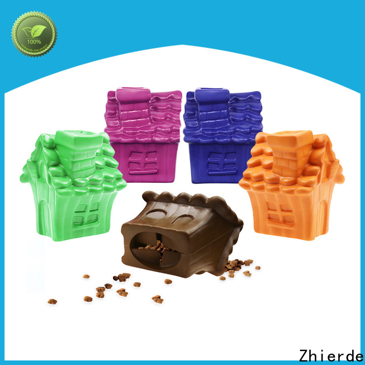 latest dog food toys factory direct supply for playing