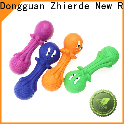 Zhierde bone toys for dogs supplier for training
