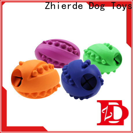 safe treat dispensing toys for dogs with good price for teething