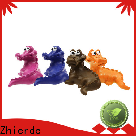 Zhierde indestructible squeaky dog toys factory for chewing