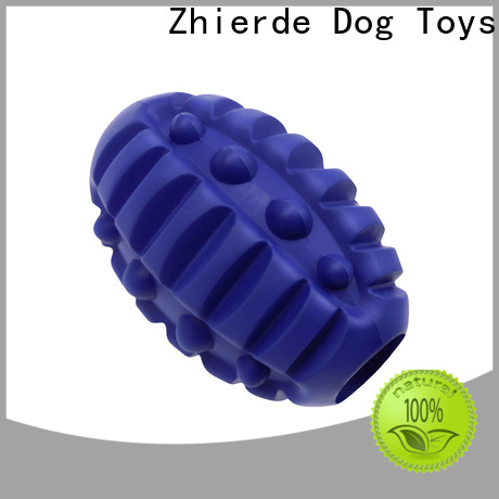 Zhierde popular dog food toys manufacturer for playing