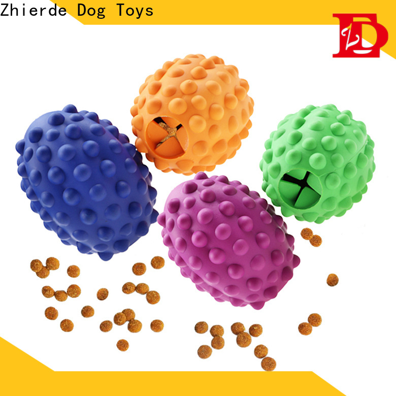 durable dog food toys wholesale for training