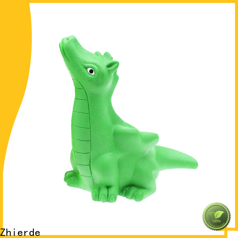 Zhierde new indestructible rubber dog toys suppliers for teething
