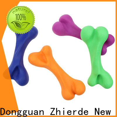 Zhierde dog chew toys with good price for pet