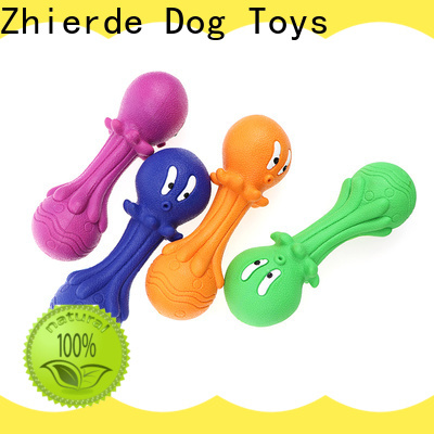 safe dog toy bone with good price for training