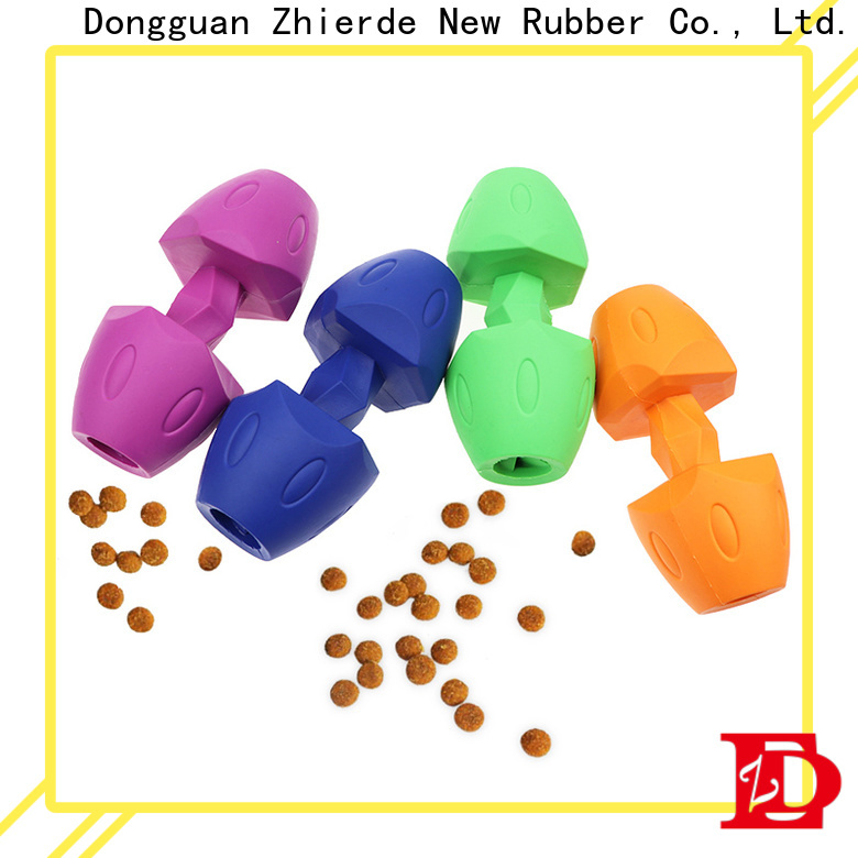 Zhierde treat dispensing dog toys wholesale for exercise
