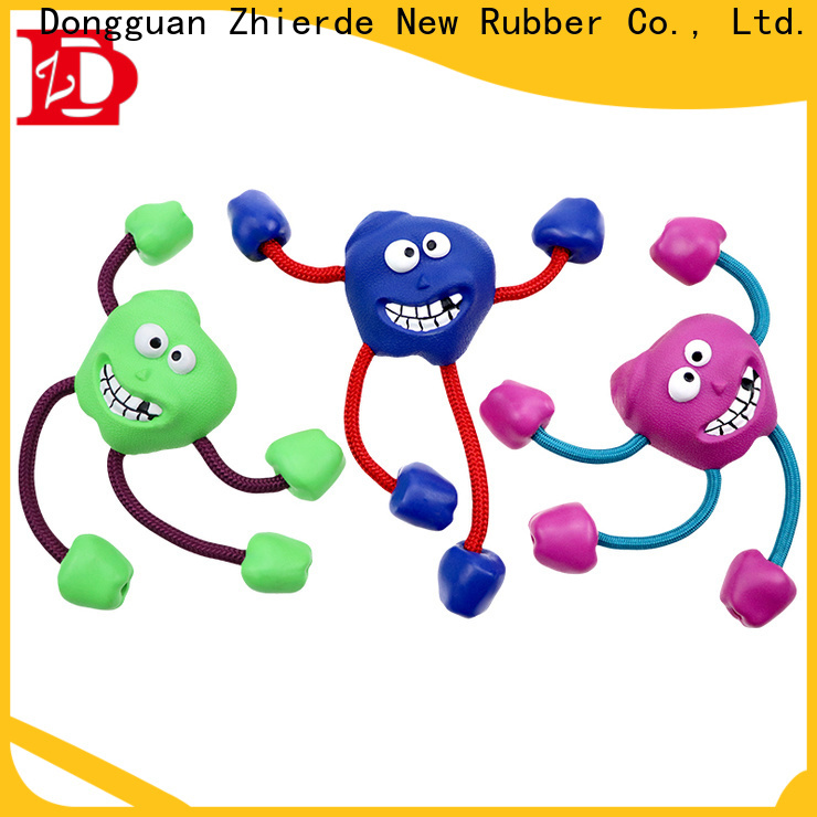 approved dog rope toys manufacturer for teething