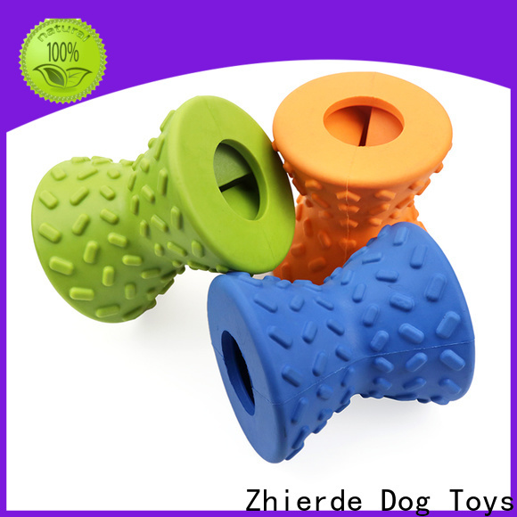 Zhierde treat dispensing toys for dogs manufacturer for playing