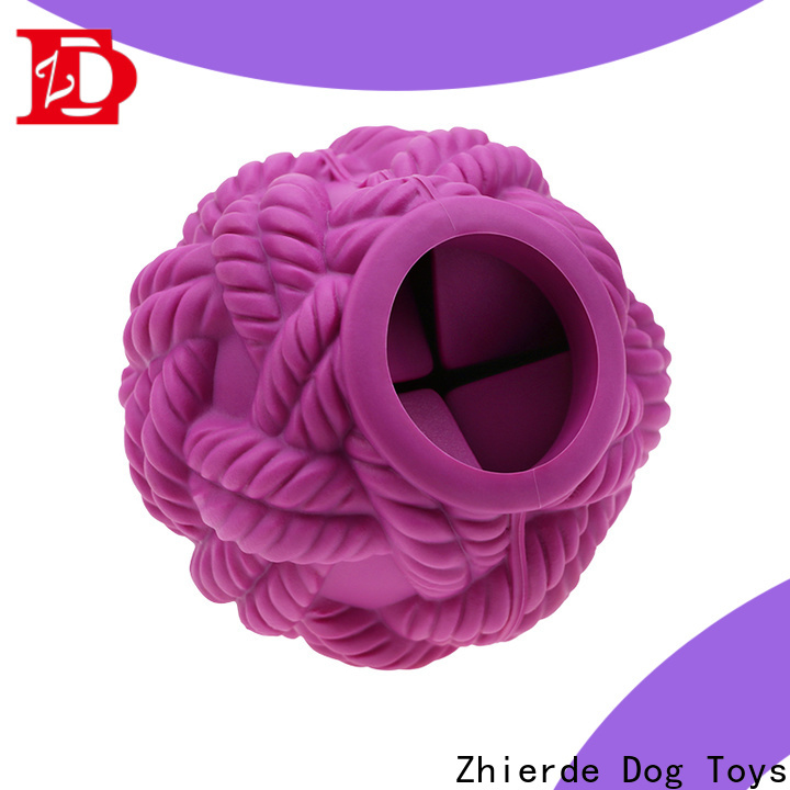 Zhierde dog puzzle toys factory direct supply for exercise