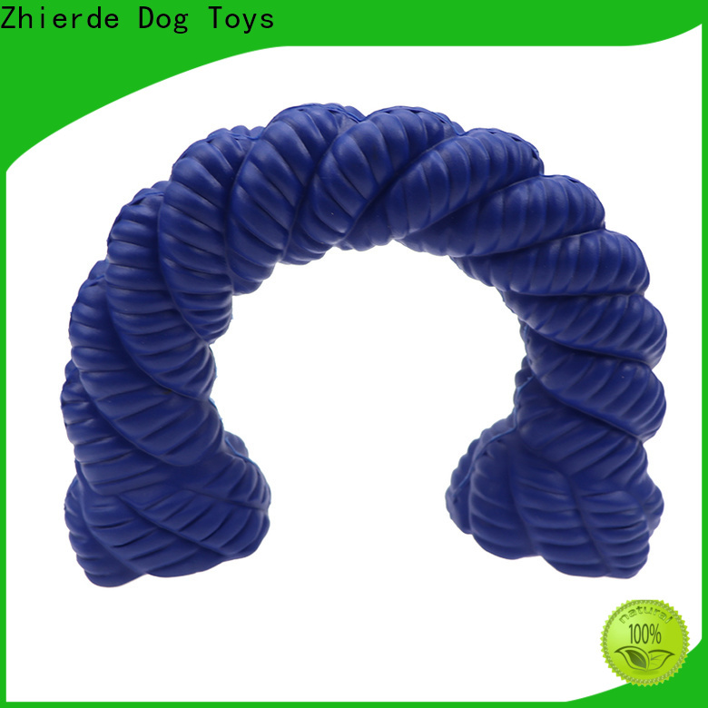 Zhierde interesting squeaker dog toy supply for training