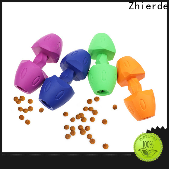 Zhierde dog food toys factory direct supply for pet