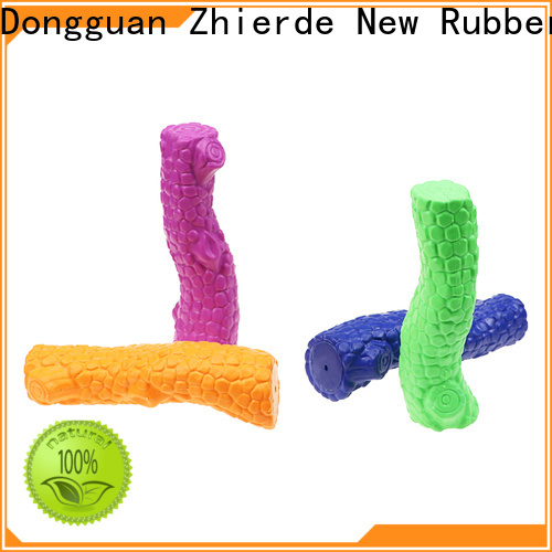 Zhierde indestructible dog toy company for exercise