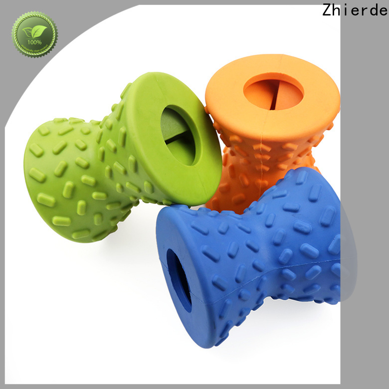 Zhierde top dog puzzle toys factory direct supply for training