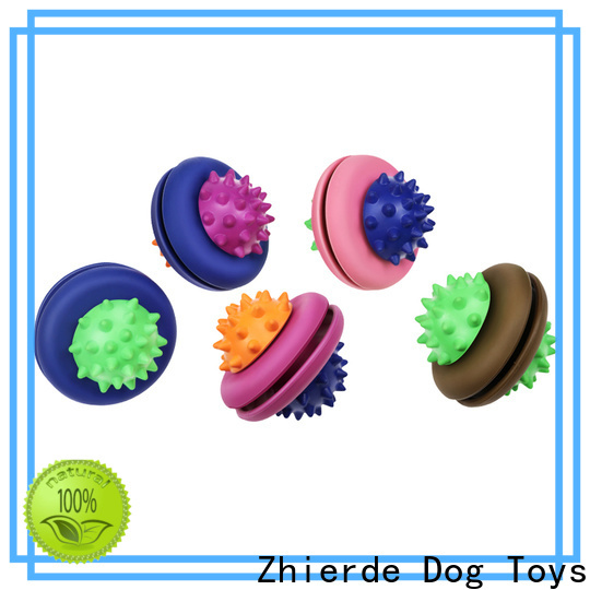 Zhierde cost-effective food dispensing toy manufacturer for pet