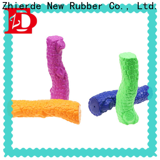 Zhierde long lasting tough dog toys suppliers for teething