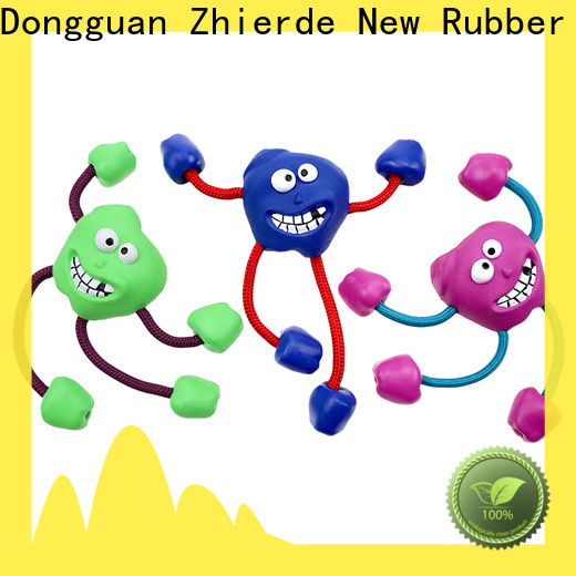 Zhierde best dog rope chew toy manufacturer for chewing