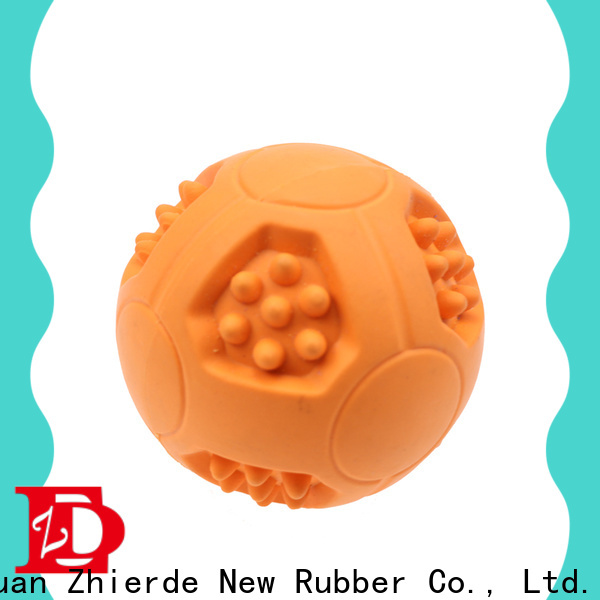 funny food dispenser toy for dogs with good price for chewing