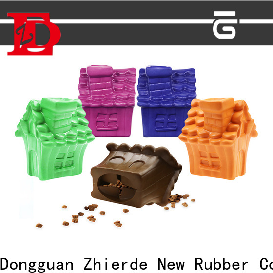 Zhierde durable treat dispensing toys wholesale for teething