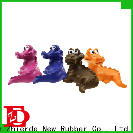 Zhierde reliable indestructible squeaky dog toys suppliers for chewing