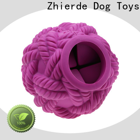 Zhierde funny dog food toys supplier for exercise