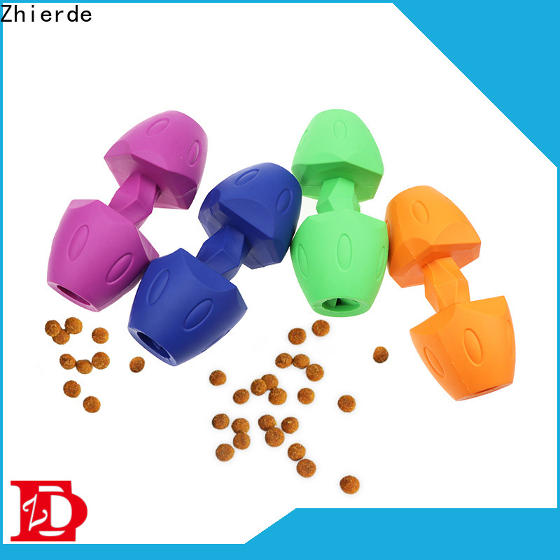 cost-effective dog food dispenser toy with good price for pet