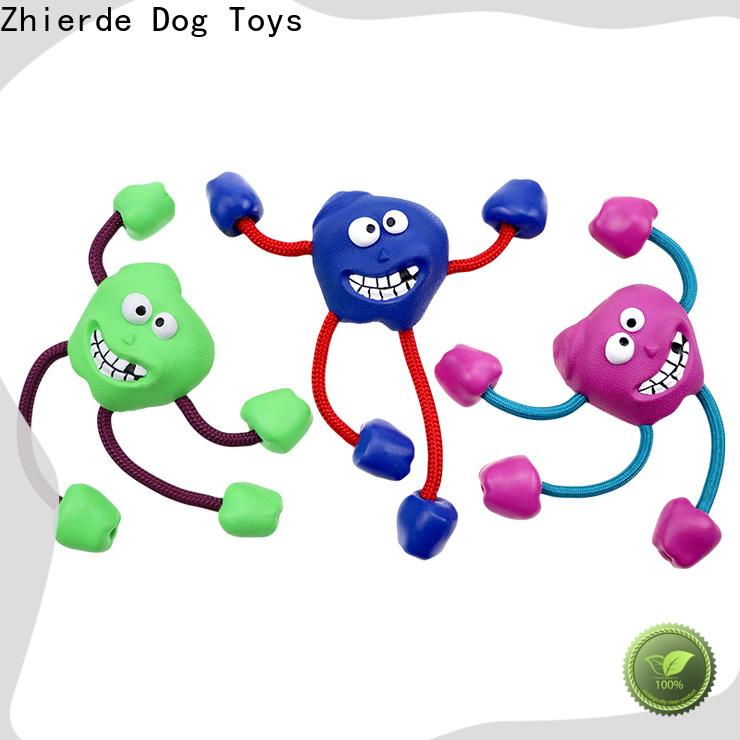 interesting dog rope toys wholesale for training