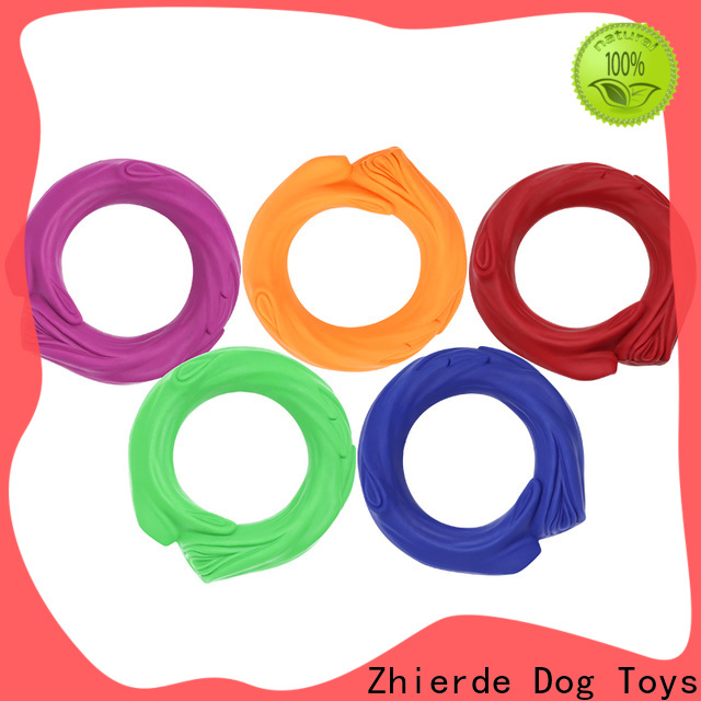 high quality squeaker dog toy factory for playing