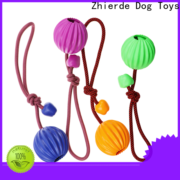 durable dog chew rope toys wholesale for exercise
