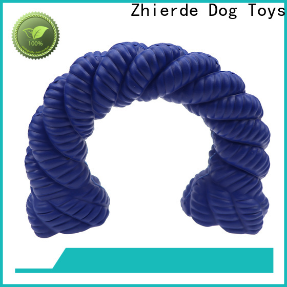 Zhierde latest dog squeaky toy supply for training