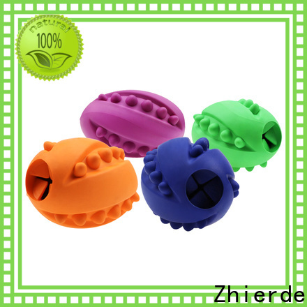 Zhierde treat dispensing toys supplier for playing