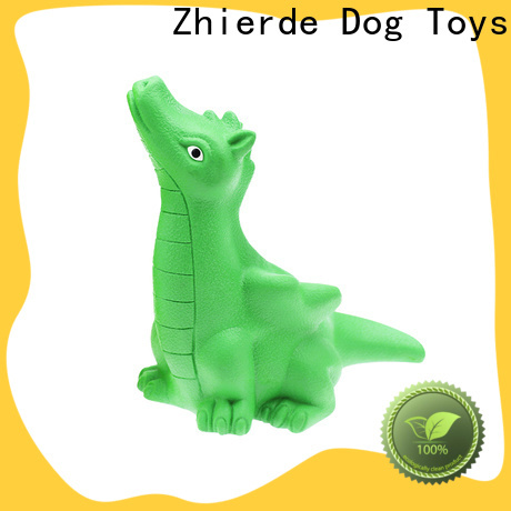 Zhierde creative indestructible dog chew toys wholesale for teething