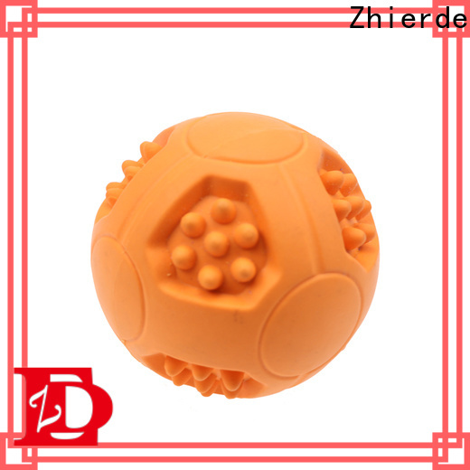 Zhierde dog food toys supplier for chewing