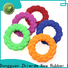 new rubber squeaky dog toys factory for exercise