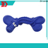 Zhierde rubber bone dog toy factory direct supply for exercise