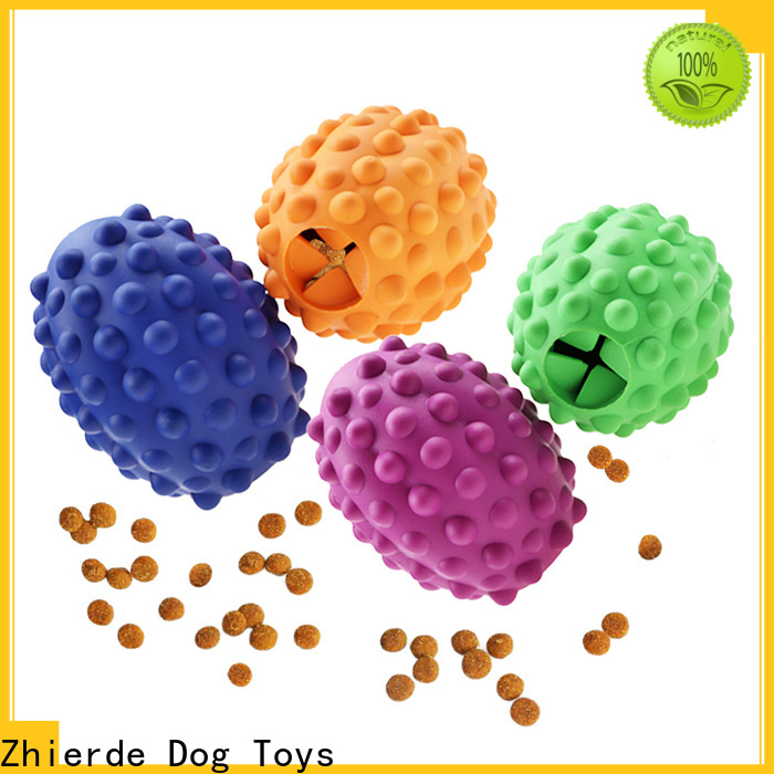 new dog food toys supplier for exercise