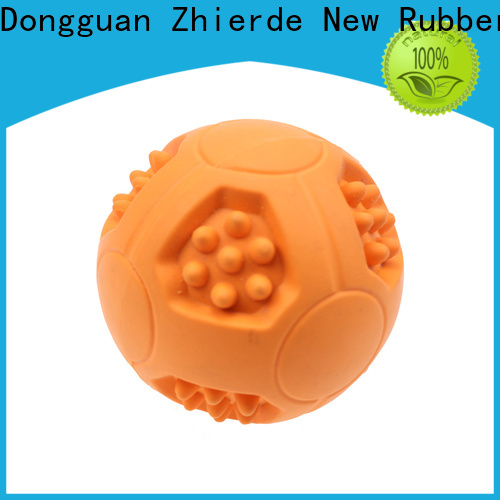 Zhierde durable treat dispensing dog toys wholesale for playing