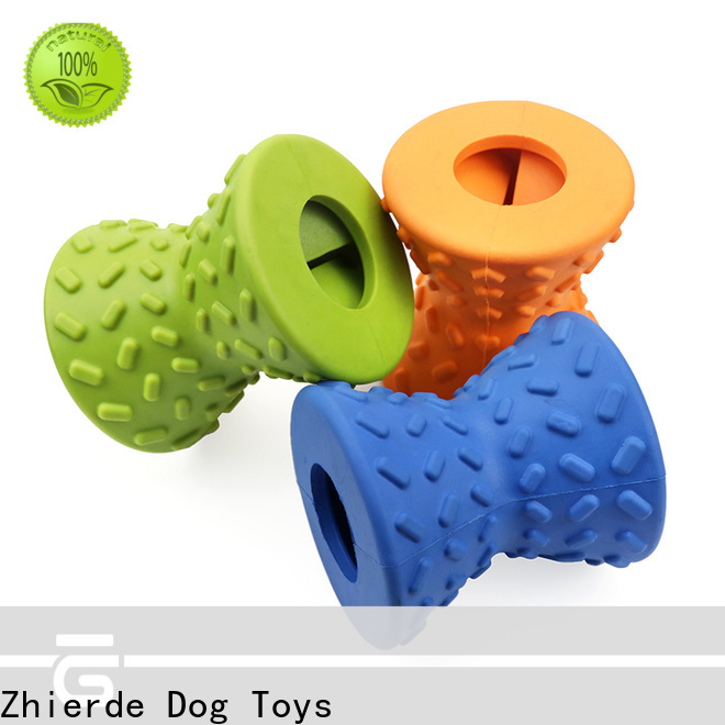 Zhierde treat dispensing dog toys supplier for training