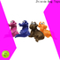 Zhierde creative indestructible rubber dog toys manufacturers for teething