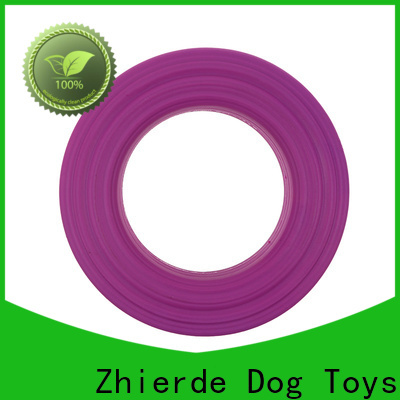 Zhierde safe squeaky dog toys suppliers for chewing