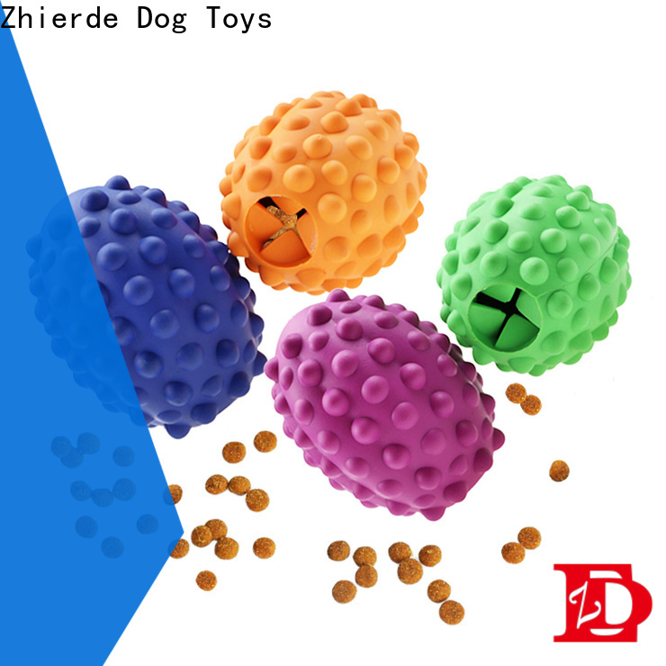 best dog food dispensing toy manufacturer for playing