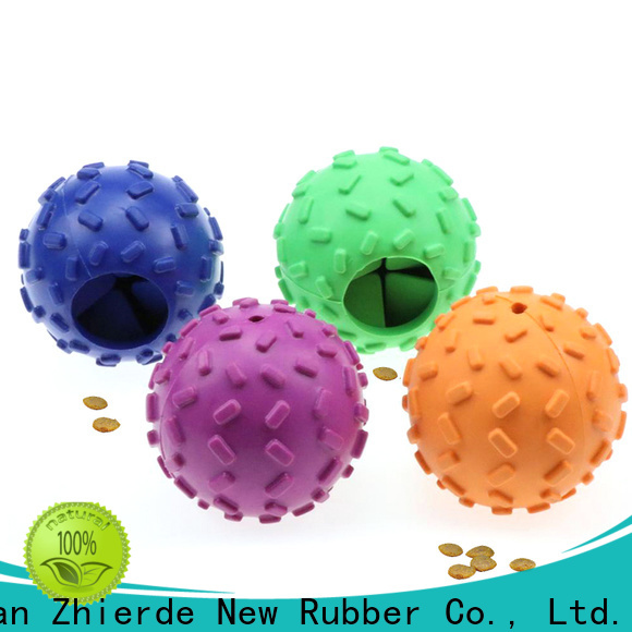 Zhierde food dispenser toy for dogs manufacturer for pet